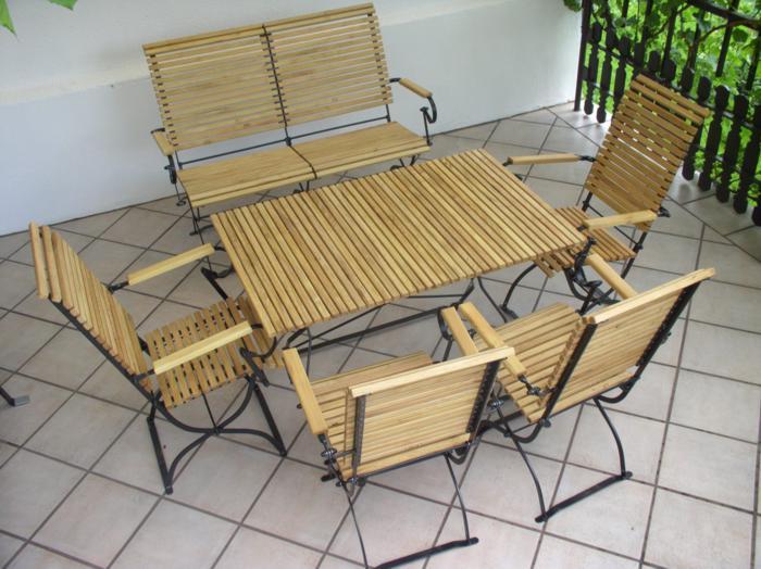 4 krzesła , 1 stół 115, 1ławka  - kliknij, aby otworzyć w nowym oknie